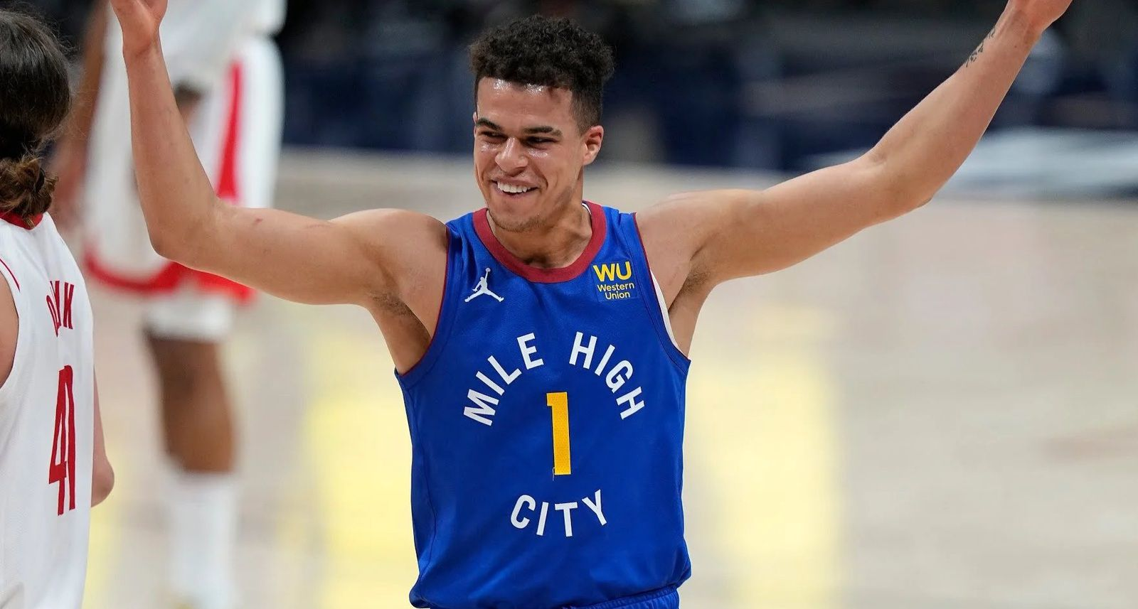 Michael Porter Jr détruit les Rockets (39 points, 6 rebonds, 2 passes et 2 blocs)
