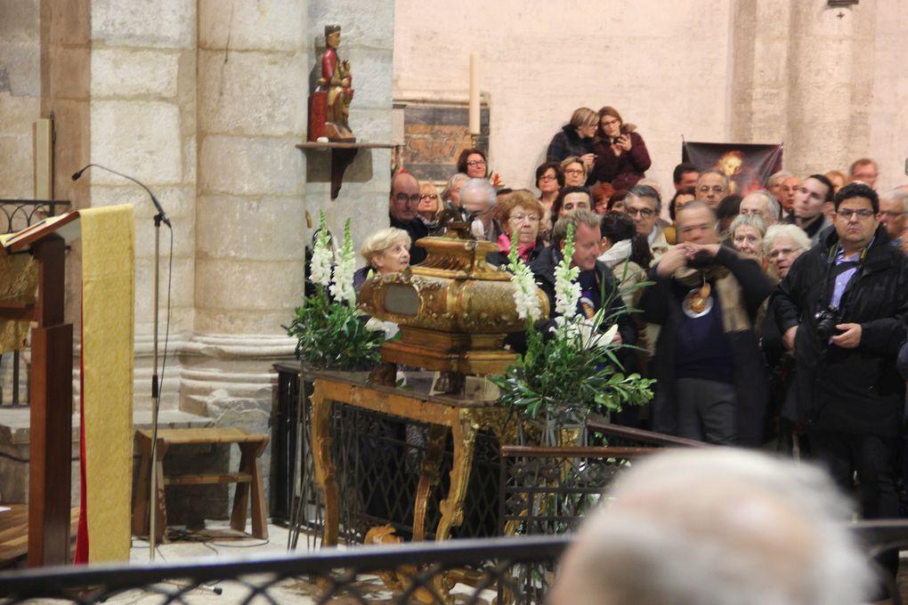 Abbatiale d e St Gilles