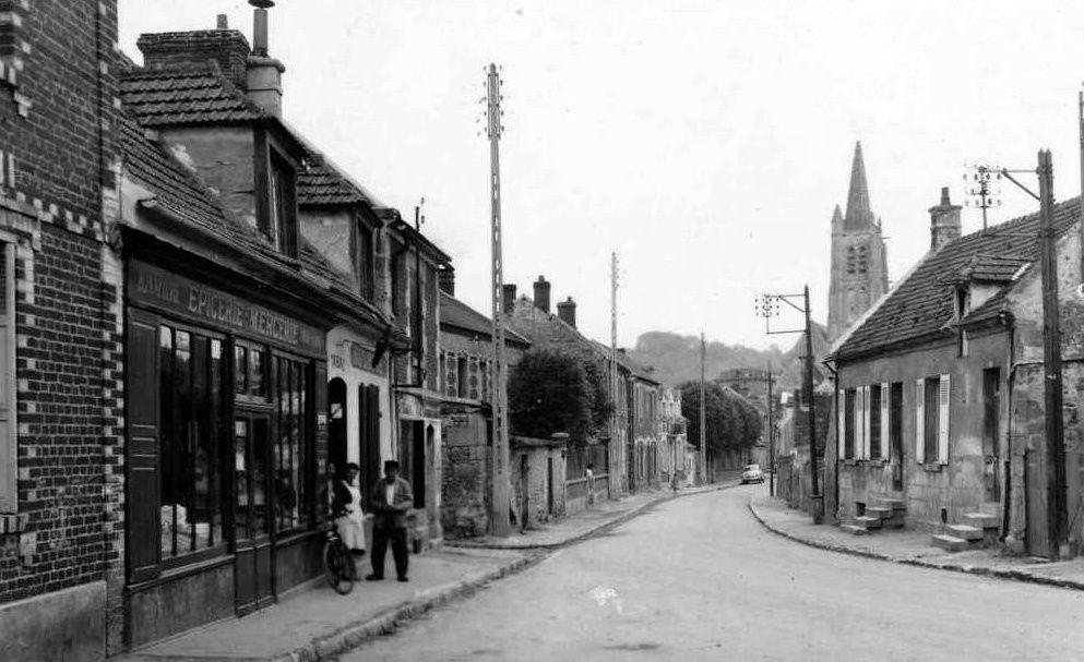 Album - le village de Béthisy-Saint-Pierre, les rues