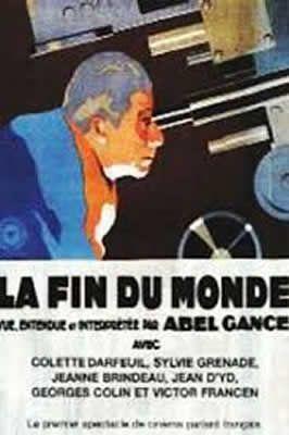 La fin du monde d'Abel Gance