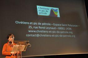 Chrétiens et pic de pétrole (CPP) met fin à ses réflexions invitant à l'action concrète sur le terrain de proximité