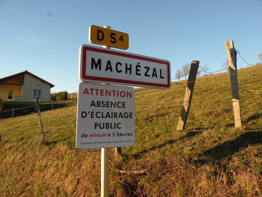 Machézal