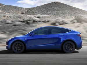 Le Model Y fait son apparition!