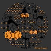 Grille Halloween 2015 ... - solo.brode
