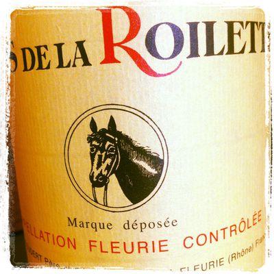 Clos de la Roilette, ce n'est pas pour les poneys !