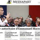 Comme un lundi de perquisition à Mediapart - Par Daniel Schneidermann | Arrêt sur images