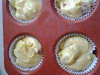 Cupcake à la fraise au thermomix ou kitchenaid