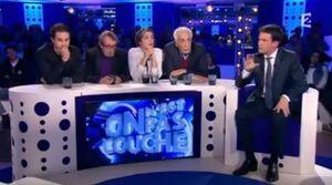 Manuel Valls sur On est pas couché