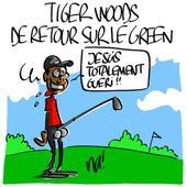 Humour Tiger Woods: Viagra Golf dependance - Doc de Haguenau