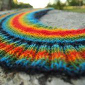 TGV (High Speed Knitting) pattern by Susan Ashcroft