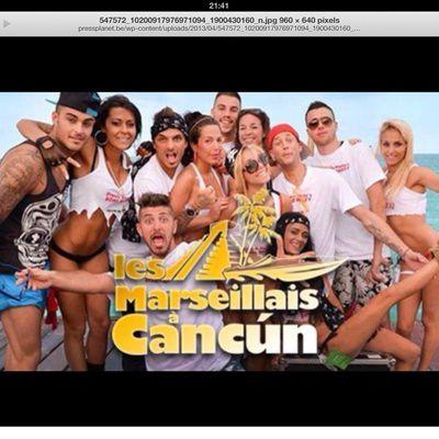 Découvrez les nouveaux visages des Marseillais à Cancun !
