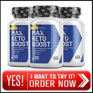 Max Keto Boost:-Updated[2020] Review,Benefits and Where to buy?