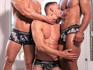 Addicted collection underwear  Automne/Hiver 2018-19.