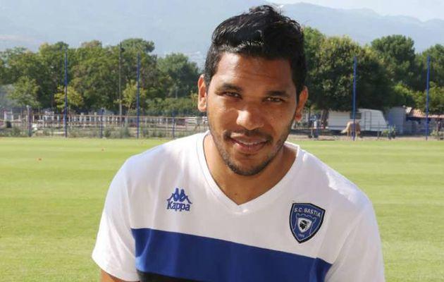 Le SC Bastia condamne le geste de son attaquant Brandao