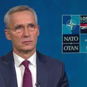 """L'Entretien - Stoltenberg sur France 24 : """"Les alliés de l'Otan comprennent les défis au Sahel"""""""