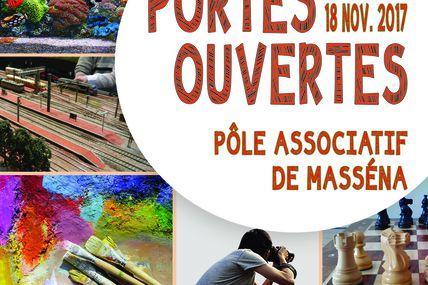 Portes ouvertes du pôle associatif UAICF de Masséna