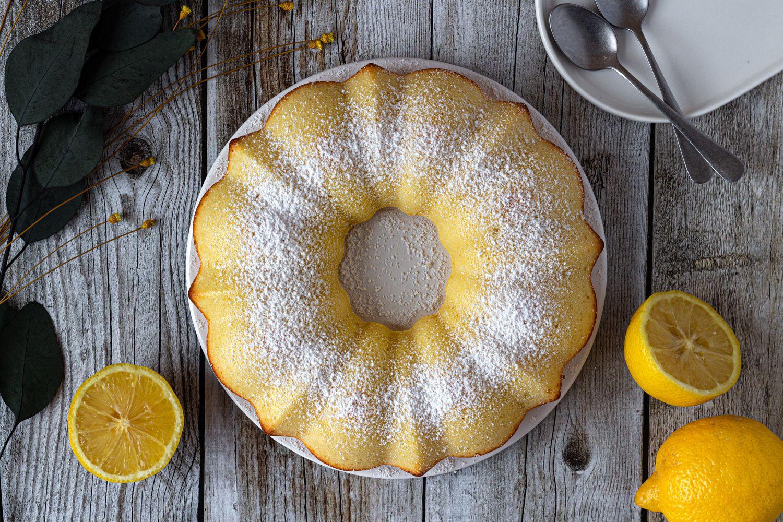 gateau citron