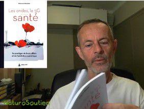LIVRE: Les ondes, la 5G et notre santé de Florence Rolando