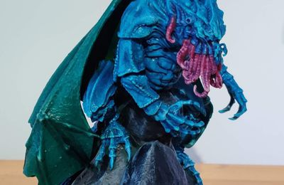 Dire Cthulhu from Cthulhu Wars