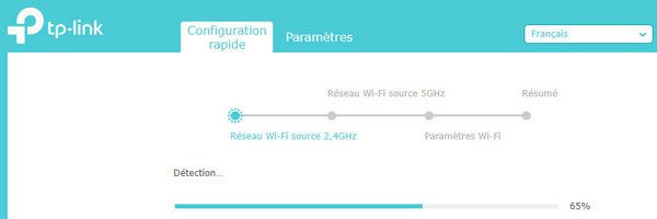 installation du répéteur Wi-Fi AC 1.75 Gb/s TP-Link RE450 @ Tests et Bons Plans