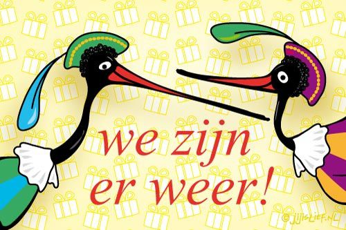 L'instant néerlandais du jour (2018_09_03): We zijn er weer
