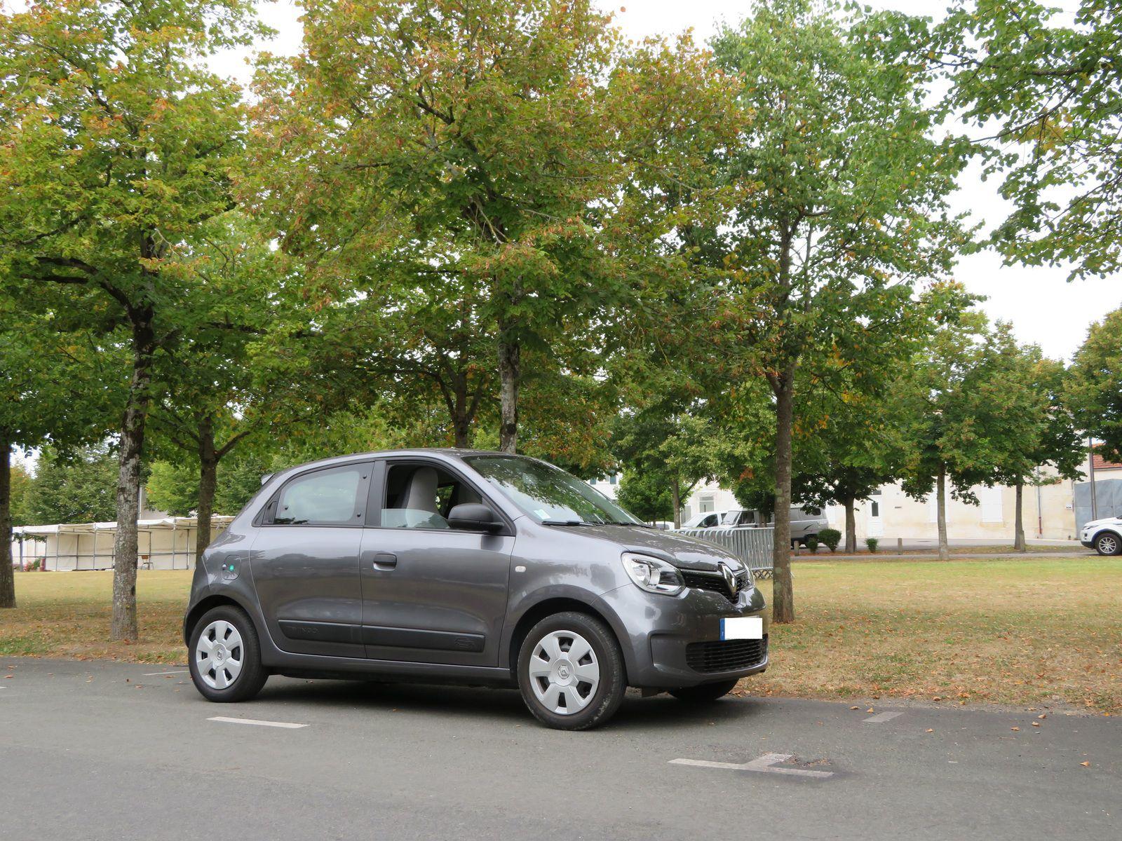 Essai Renault Twingo Sce 65 ch