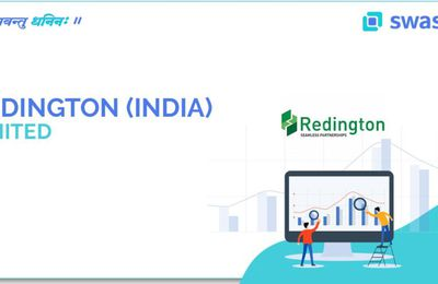 """REDINGTON (INDIA) LIMITED: From a """"Broadline Distributor"""" to a """"Value Added Distributor"""" to a """"Services & Solutions Company"""""""