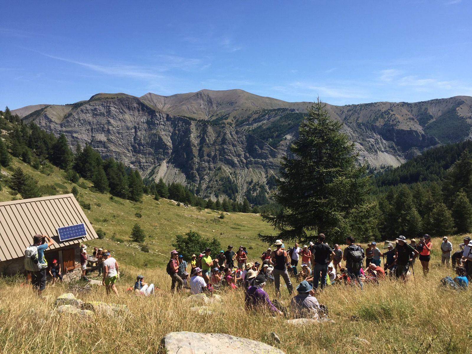 Villars Colmars :  11 èmeEdition d'Amoutagna  du 1 au 11 août