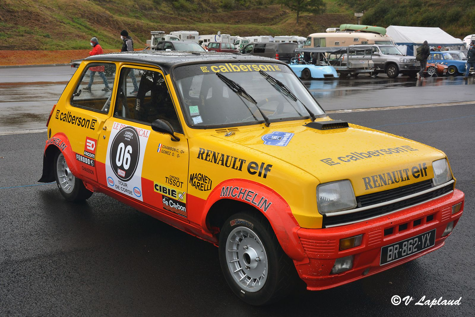 Renault 5 Alpine, Charade Heroes 2020.