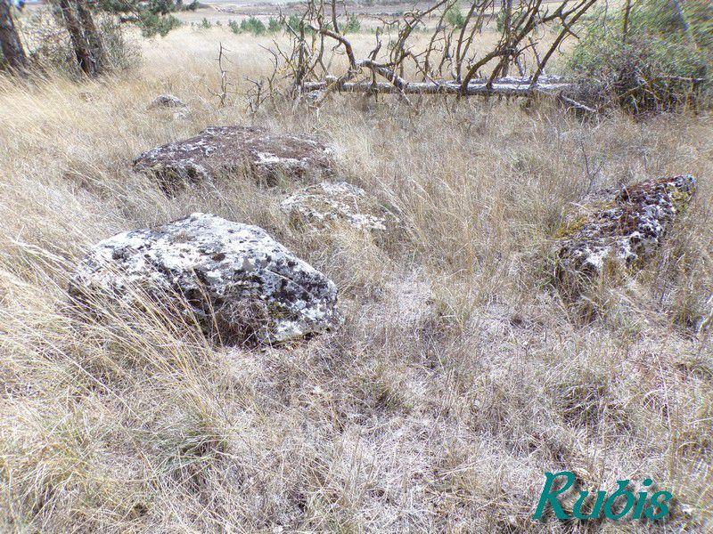 Tumuli de Thorigny et dolmens E1 et E2 de l'Espérance, Baccon