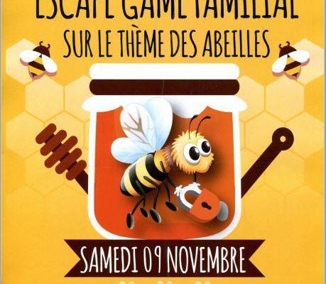 Un Escape Game sur les abeilles à Rai !