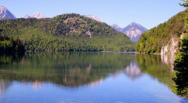Nature d'été en Bavière - Allemagne