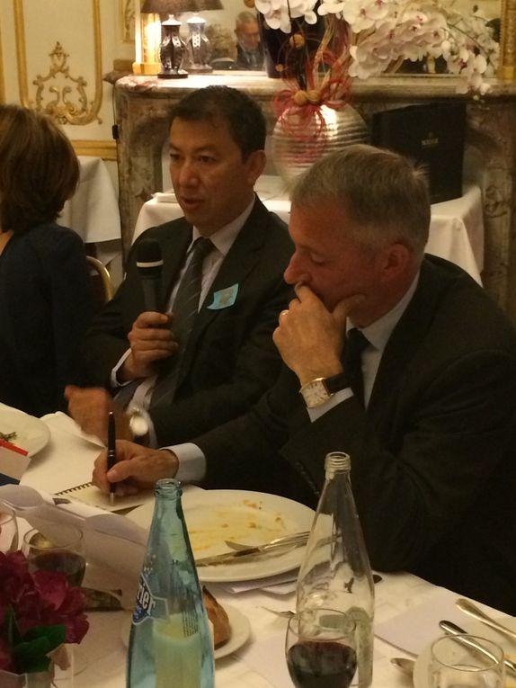 """17 MAI : DINER avec M. Patrick KY, Directeur exécutif de l'EASA : """"les enjeux de la sécurité aérienne en Europe"""""""