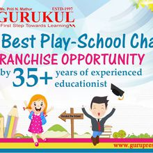 Gurukul Play school – Where Learning is All about Fun!