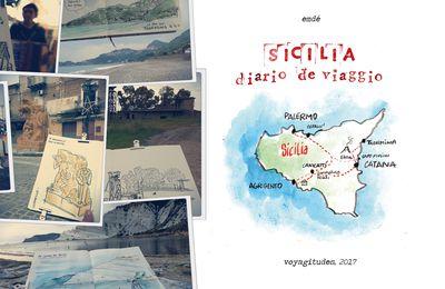 Sicilia, diario de viaggio // Sicile, Carnet de voyage