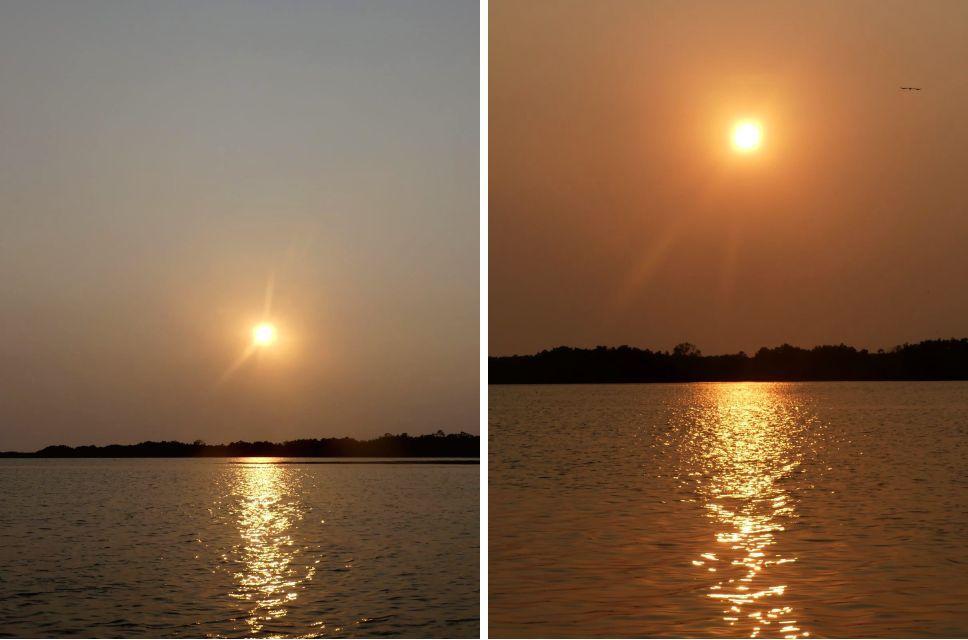 La couleur du ciel (21-10) - à Nong Bua
