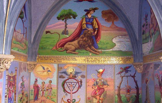 """Deux journées """"Alchimie & Tarot"""" au Château des Avenières (Haute-Savoie)."""