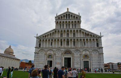 Pise - Complexe monumental de la Piazza del Duomo