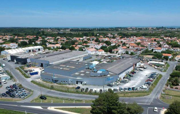 Nautisme - le chantier naval Ocqueteau liquidé (Oléron)