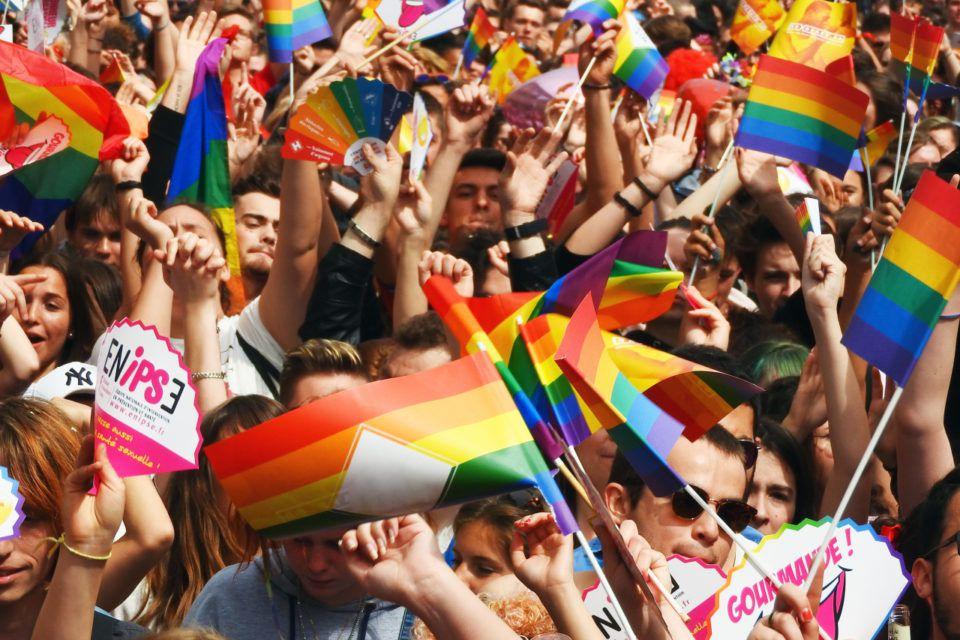 En raison du contexte sanitaire, la marche des Fiertés LGBTI+ n'aura pas lieu à Lille. L'événement sera remplacé par un rassemblement à Lille, samedi 26 septembre 2020 pour clôturer une Rainbow Week. (©JB/Lille actu/Illustration)