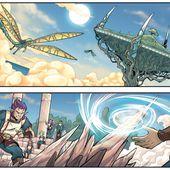 [CDD.2] : News N°20 : Combat élémentaire à l'Arbores ! - Les Légendaires FAN
