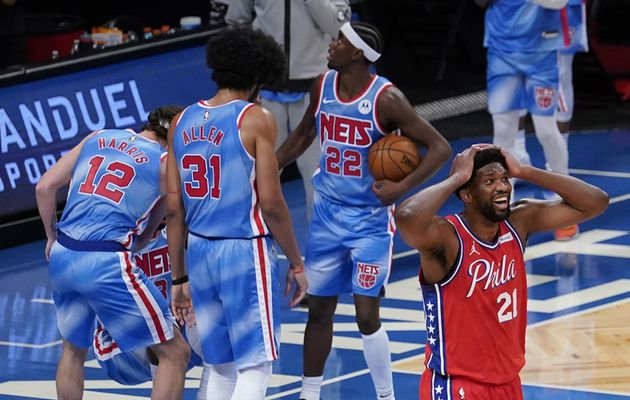 Brooklyn se paie les Sixers