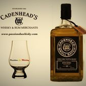 Knockdhu 2006 Cadenhead - Passion du Whisky