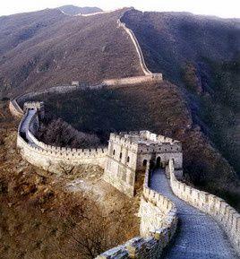 Les monuments de Chine