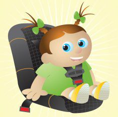 Child safety while traveling in Transportation in Ottawa