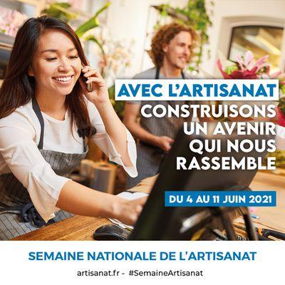 #NORMANDIE - #sna2021 - Une centaine d'événements pendant la Semaine nationale de l'artisanat du 4 au 11 juin 2021 !
