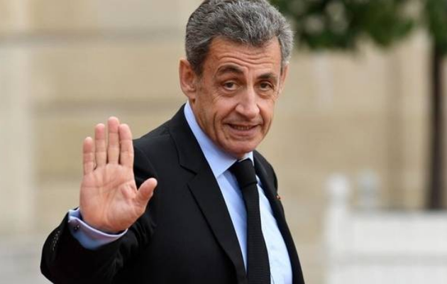 French ex-president Nicolas Sarkozy charged over Libyan campaign financing