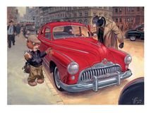 Affiches Blacksad (Bruno Graff Editions)