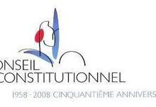 Colloque des archives du Conseil constitutionnel
