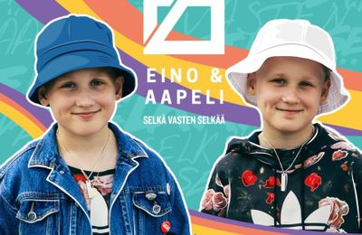 Eino & Aapeli - Selkä vasten selkää